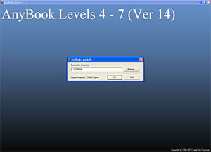 Installing AnyBook