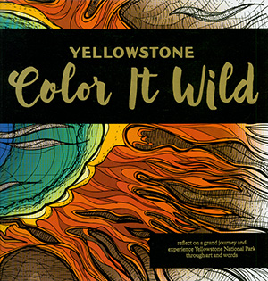 Yellowstone: Color it Wild
