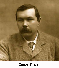 conan doyle in 1890