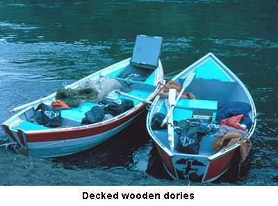 Decked Dory