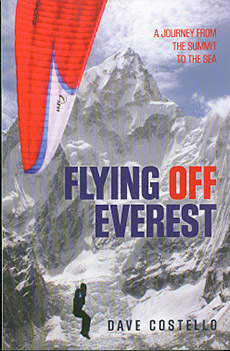 Flying Off Everest