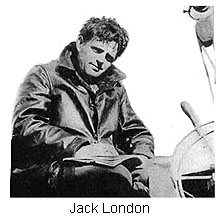 jack london thesis In 1905, after gaining fame with his novels the call of the wild and the sea-wolf , jack london published this account of his efforts to climb up out of the working- class and enjoy all that gave decency and dignity to life as you read this autobiographical essay, consider the causes of london's.