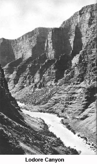 Lodore Canyon