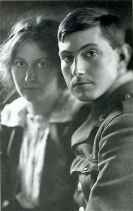 George Mallory & His Wife Ruth