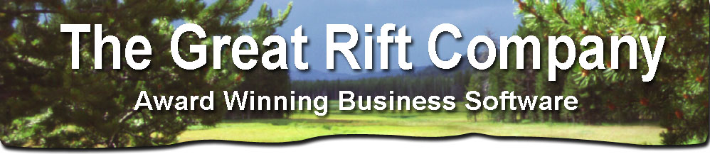 Great Rift Software: Contact Information