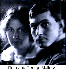 Ruth & George Mallory