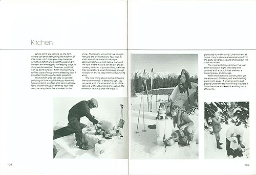 Sample Page: Camping & Kitchen