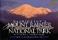 Cover: Washington's Mount Rainier